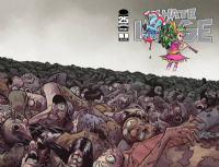 I Hate Fairyland Special Edition - Walking Dead #100 Homage Variant Cover